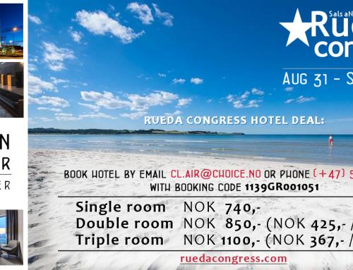 Rueda Congress Hotel Deal