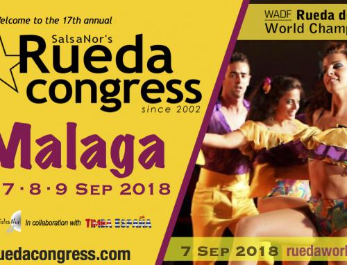 Malaga 6-9 Sep 2018