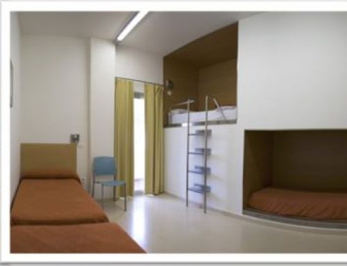 Low-budget accommodation at Interjoven Torremolinos
