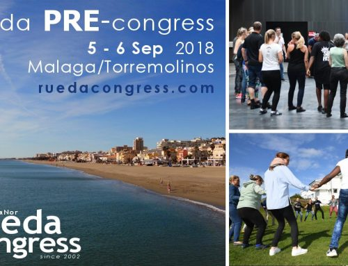 Rueda PRE-congress 5-6 September!