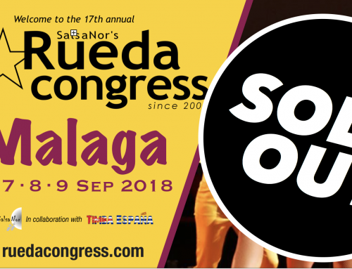 SalsaNor Rueda Congress 2018 SOLD OUT