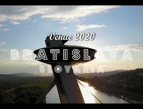 SIGN-UP OPENS SOOOON. Welcome to Bratislava!