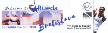 SalsaNor Rueda Congress Logo